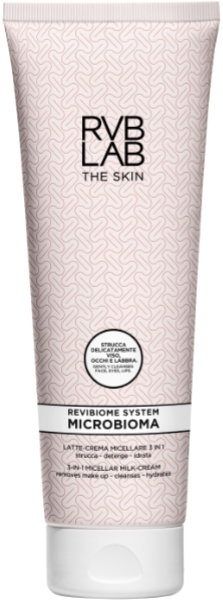 RVB LAB Latte Crema Micellare 3 in 1