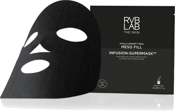"RVB LAB Infusion-supermask™<br>Maschera anti rughe rimpolpante""></p><p class="